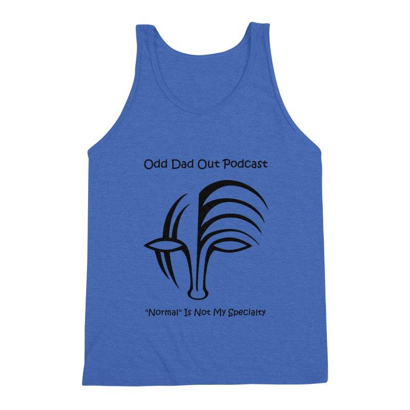 ODO Logo Men's Tank by Odd Dad Out Shop