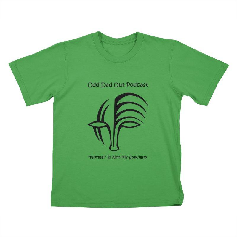 ODO Logo Kids T-Shirt by Odd Dad Out Shop