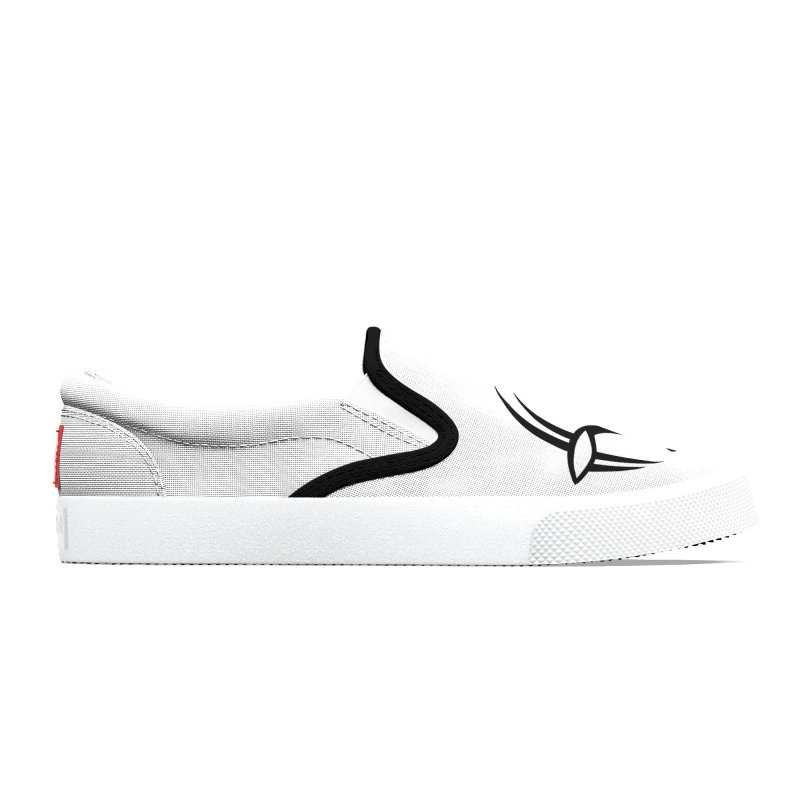 ODO Logo (black) Men's Shoes by Odd Dad Out Shop