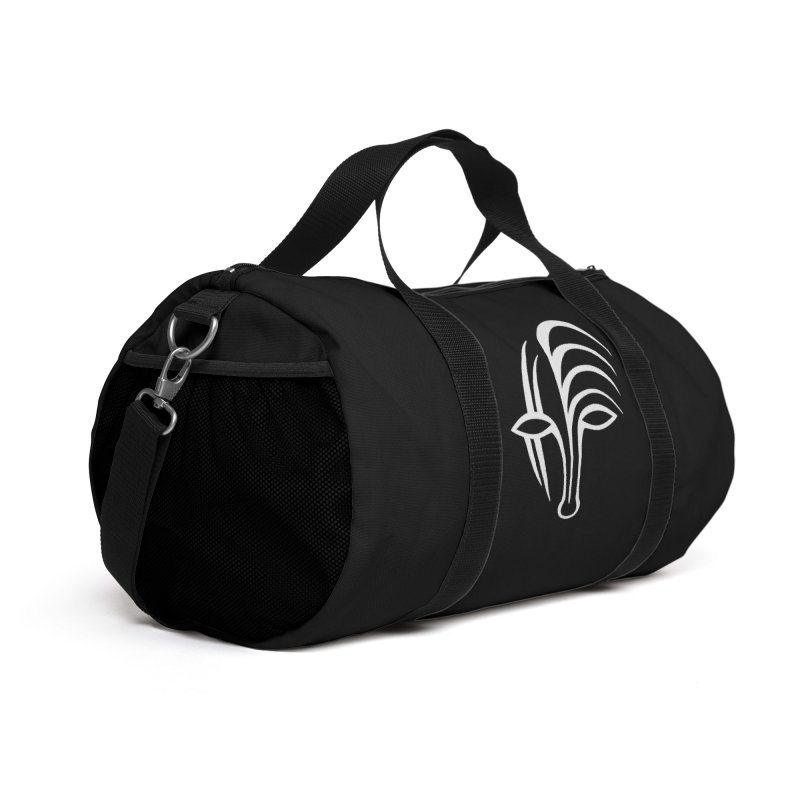 ODO Logo (Inverted) Accessories Bag by Odd Dad Out Shop