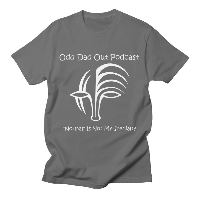 ODO Logo (Inverted) Men's T-Shirt by Odd Dad Out Shop