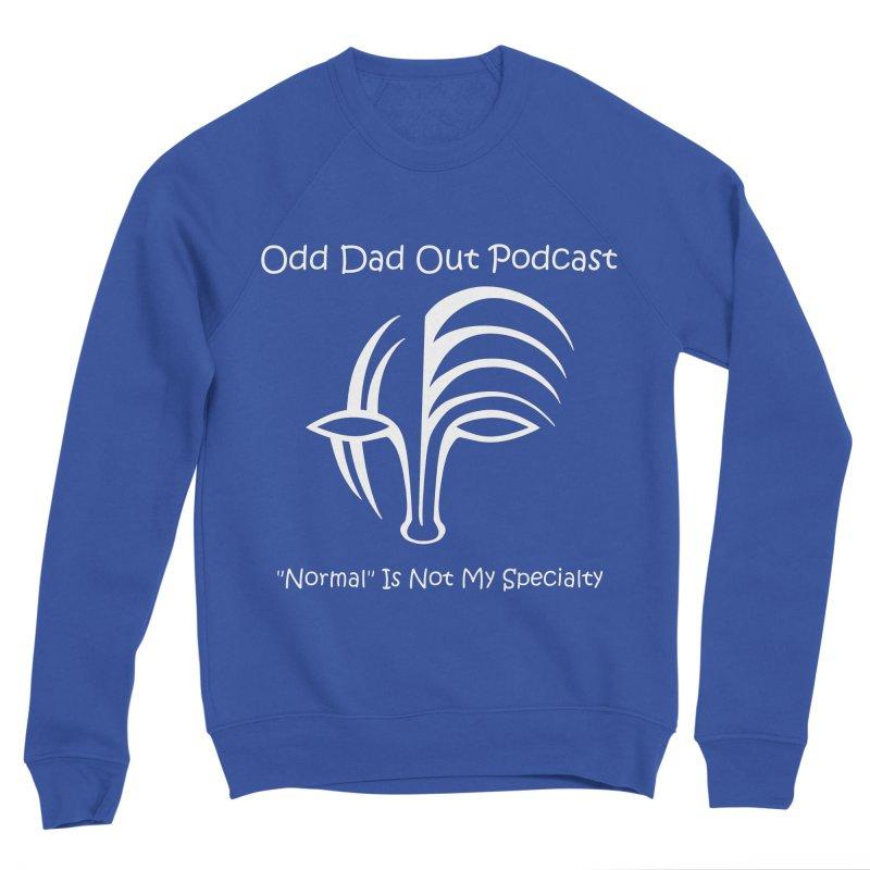 ODO Logo (Inverted) Women's Sweatshirt by Odd Dad Out Shop