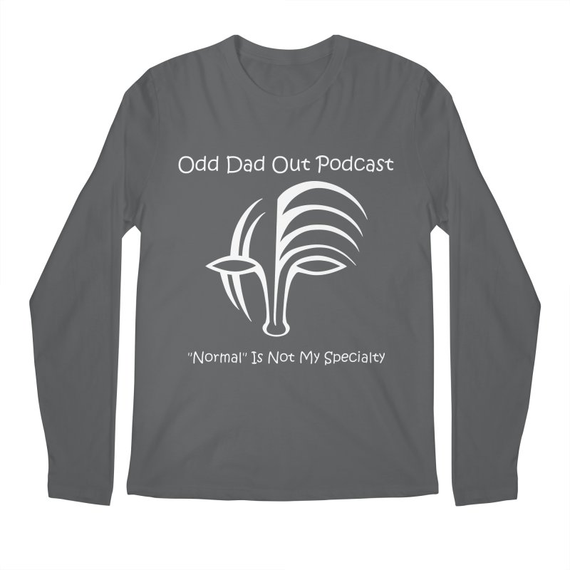 ODO Logo (Inverted) Men's Longsleeve T-Shirt by Odd Dad Out Shop