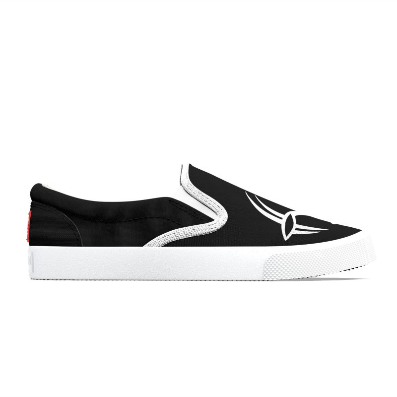 ODO Logo (Inverted) Men's Shoes by Odd Dad Out Shop