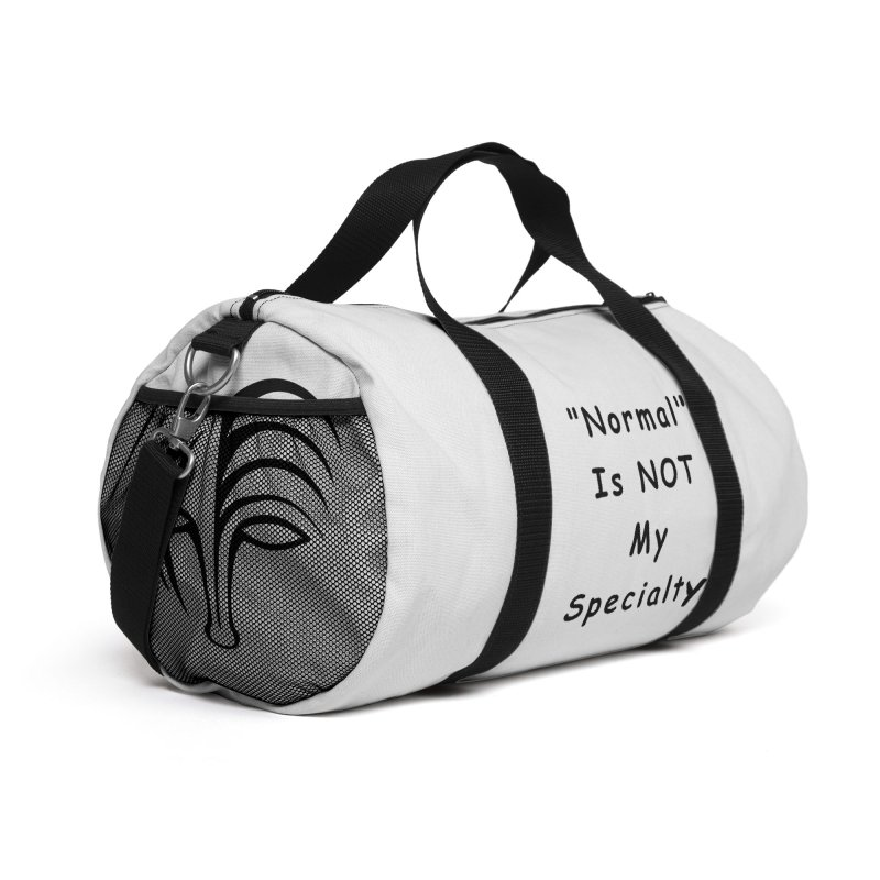 """""""Normal"""" Is Not My Specialty Accessories Bag by Odd Dad Out Shop"""