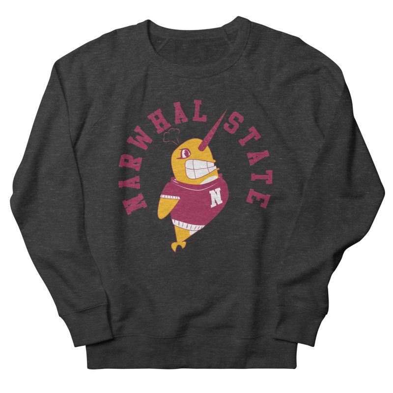 Narwhal State Women's Sweatshirt by Oddesigners's Artist Shop