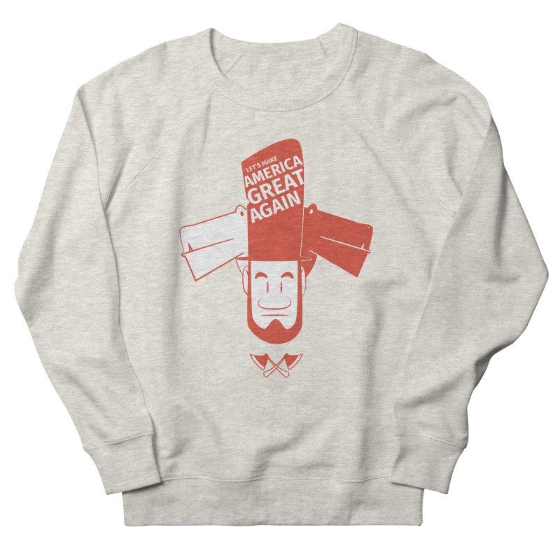 Let's make America GREAT AGAIN! Men's Sweatshirt by Oddesigners's Artist Shop
