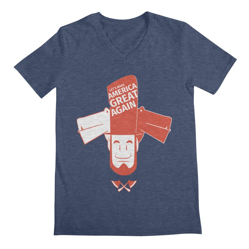 Let's make America GREAT AGAIN!   by Oddesigners's Artist Shop