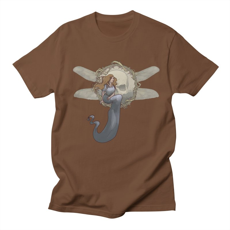 Dragonfly Men's T-shirt by odiolitos's Artist Shop
