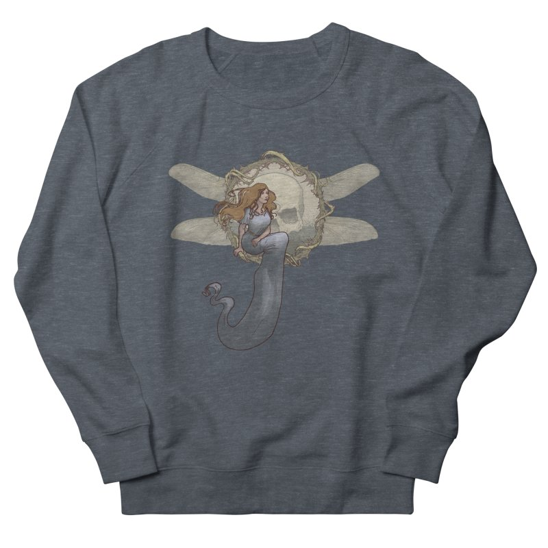 Dragonfly Women's Sweatshirt by odiolitos's Artist Shop