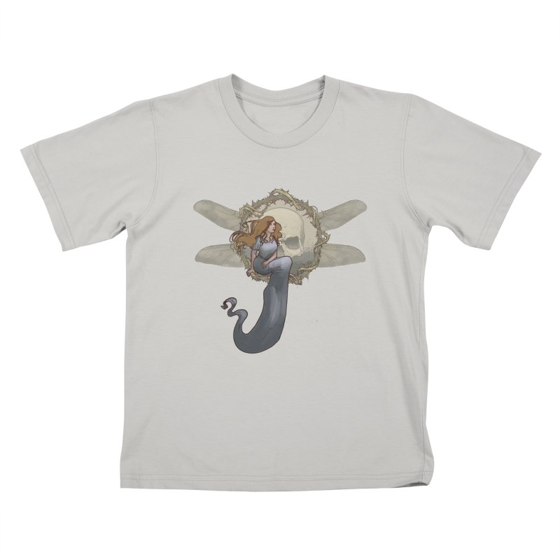 Dragonfly Kids T-shirt by odiolitos's Artist Shop