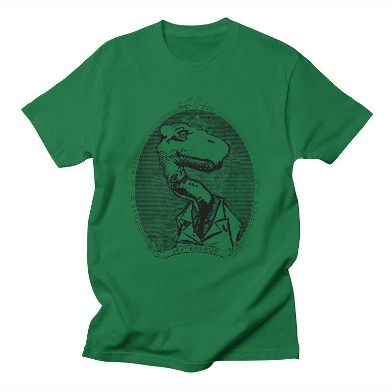 Jeffersaur Men's T-Shirt by odiolitos's Artist Shop