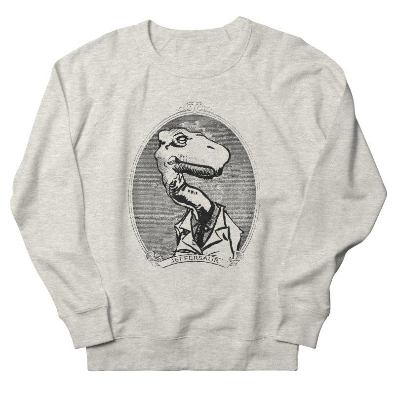 Jeffersaur Men's Sweatshirt by odiolitos's Artist Shop
