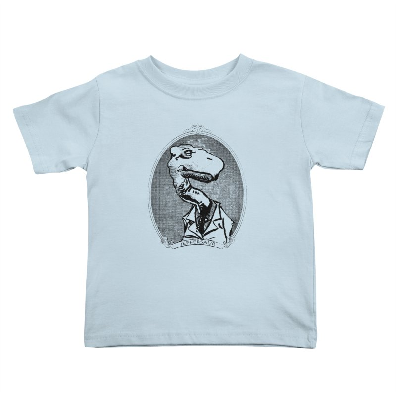 Jeffersaur Kids Toddler T-Shirt by odiolitos's Artist Shop