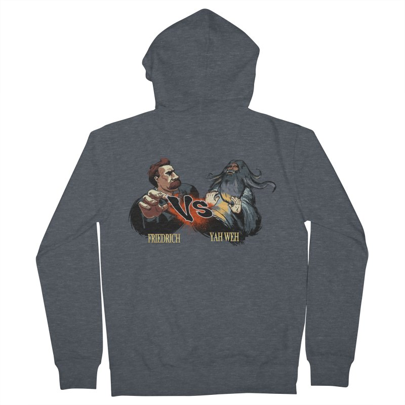 Super Creed Fighter Women's Zip-Up Hoody by odiolitos's Artist Shop