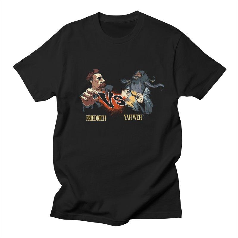 Super Creed Fighter Men's T-Shirt by odiolitos's Artist Shop