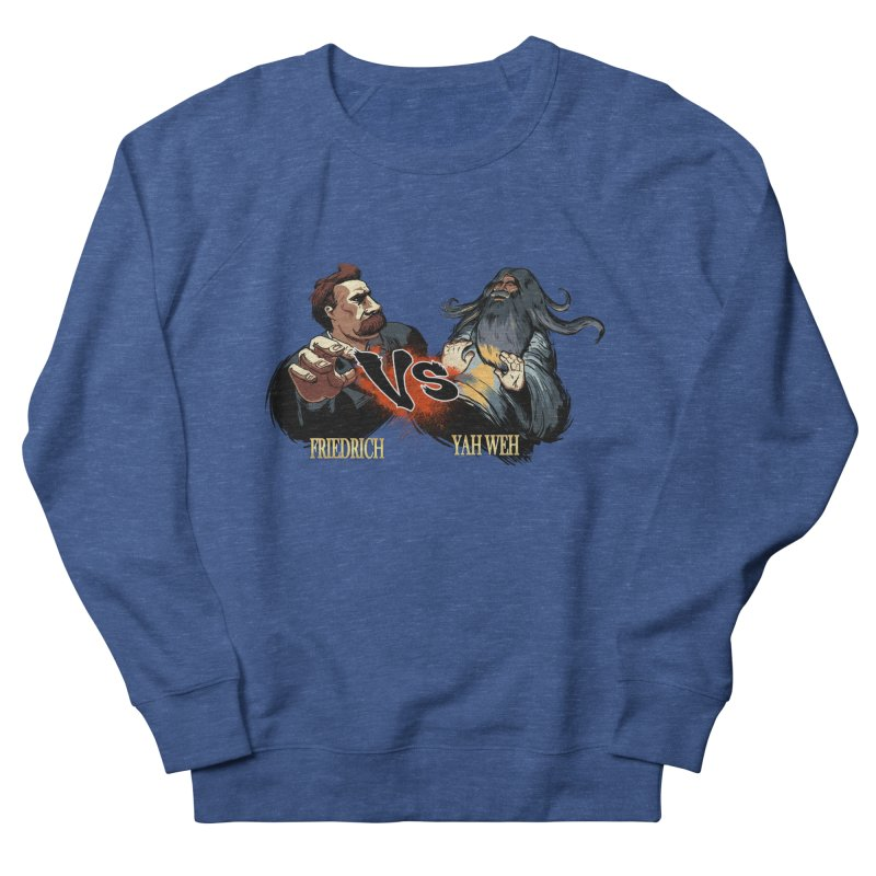 Super Creed Fighter Men's Sweatshirt by odiolitos's Artist Shop