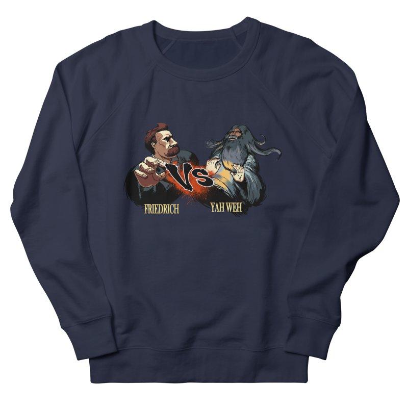 Super Creed Fighter Men's Sweatshirt by odiolitos's Artist Shop