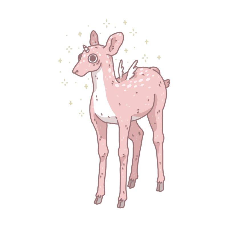 unicorn pegasus fawn by odsanyu