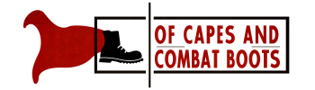 Of Capes & Combat Boots Orphan Warrior Outfitting Logo