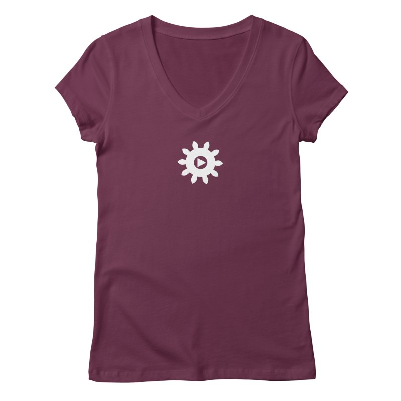 Off Hours Gear Women's V-Neck by Off Hours