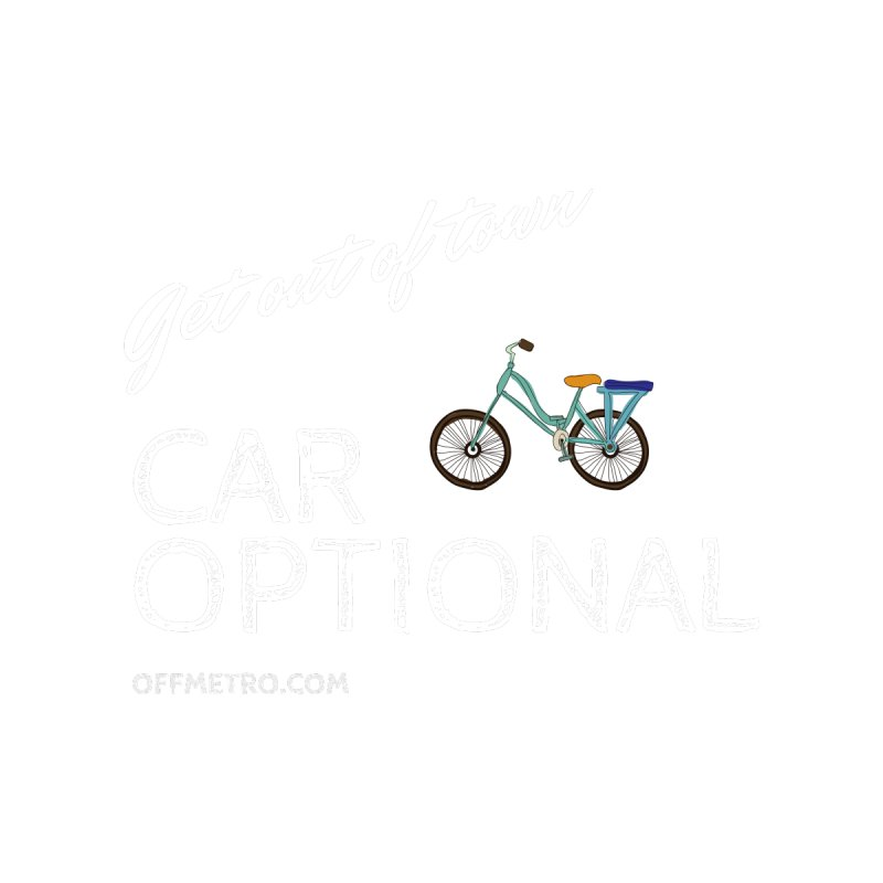 Car? Optional! by offMetro's Artist Shop