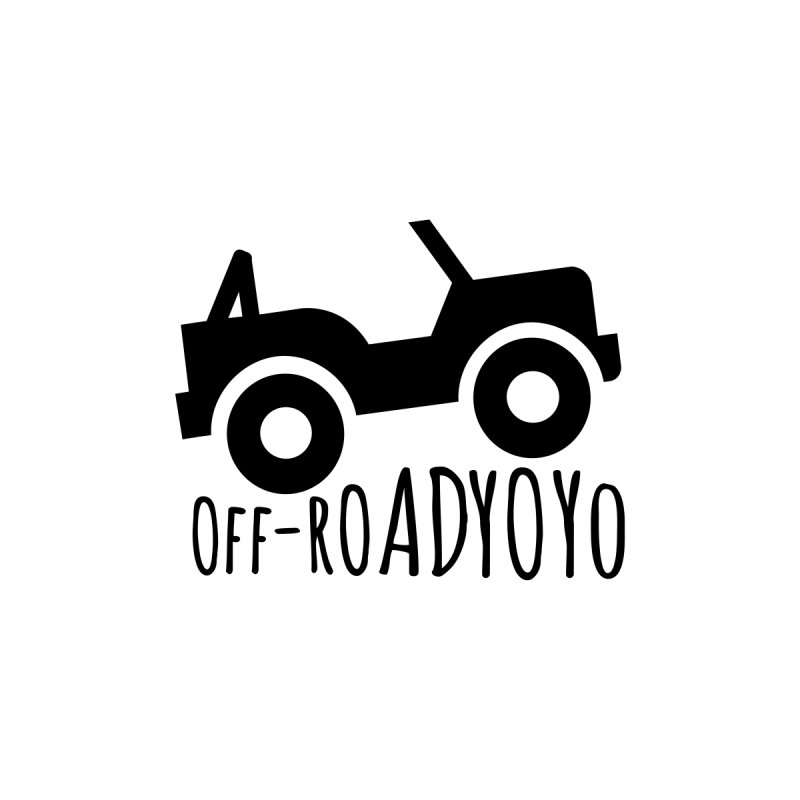 OFF-ROAD YOYO Logo, black by OFF-ROAD YOYO