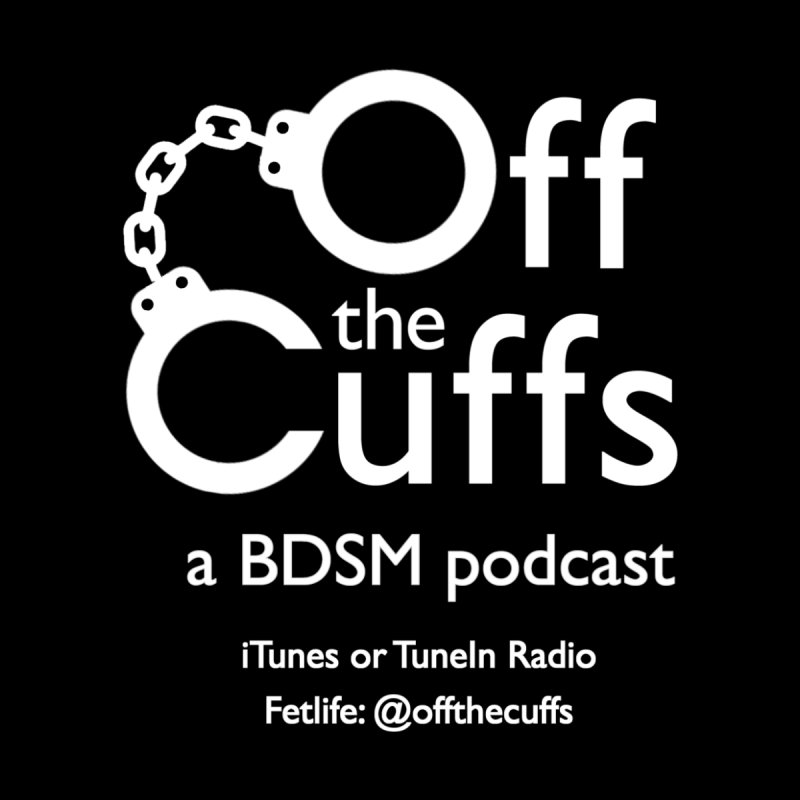 Off the Cuffs Podcast Women's V-Neck by offthecuffs's Artist Shop