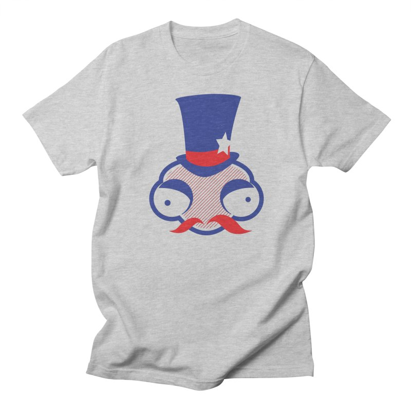 Dandy Uncle Sammy Men's T-shirt by OFU Invasion