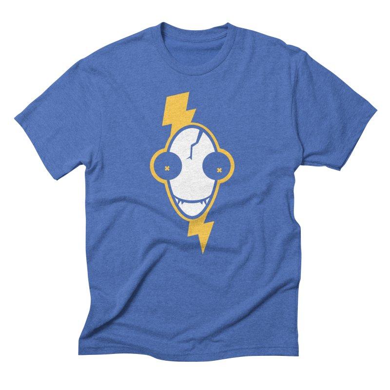 Electrofu Men's Triblend T-Shirt by OFU Invasion