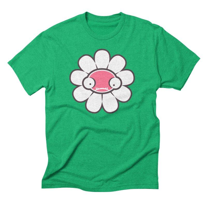 Flowa Powa Men's Triblend T-Shirt by OFU Invasion
