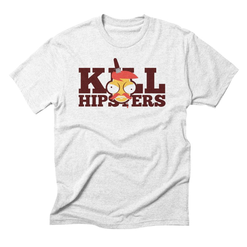 Hipsta Killa Men's Triblend T-shirt by OFU Invasion