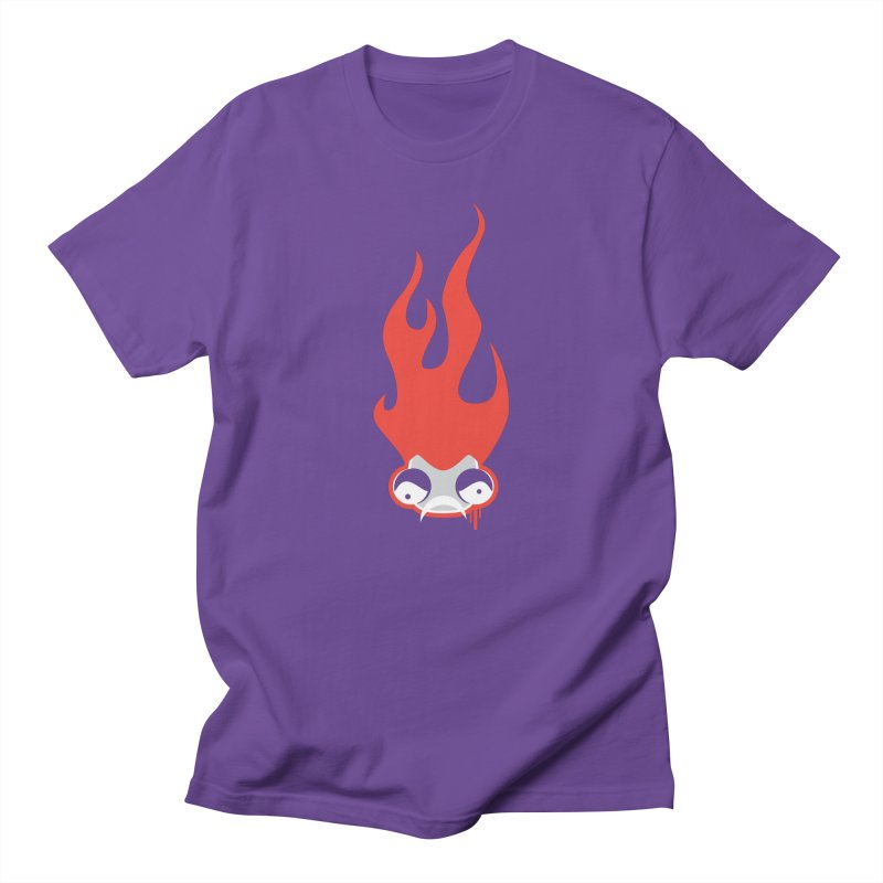 Is Something Burning Men's T-shirt by OFU Invasion