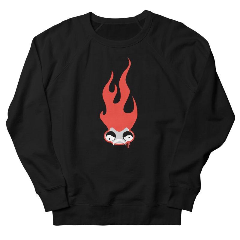 Is Something Burning Men's Sweatshirt by OFU Invasion
