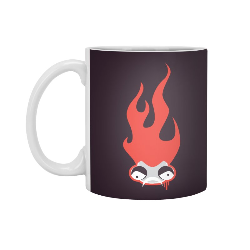 Is Something Burning Accessories Mug by OFU Invasion