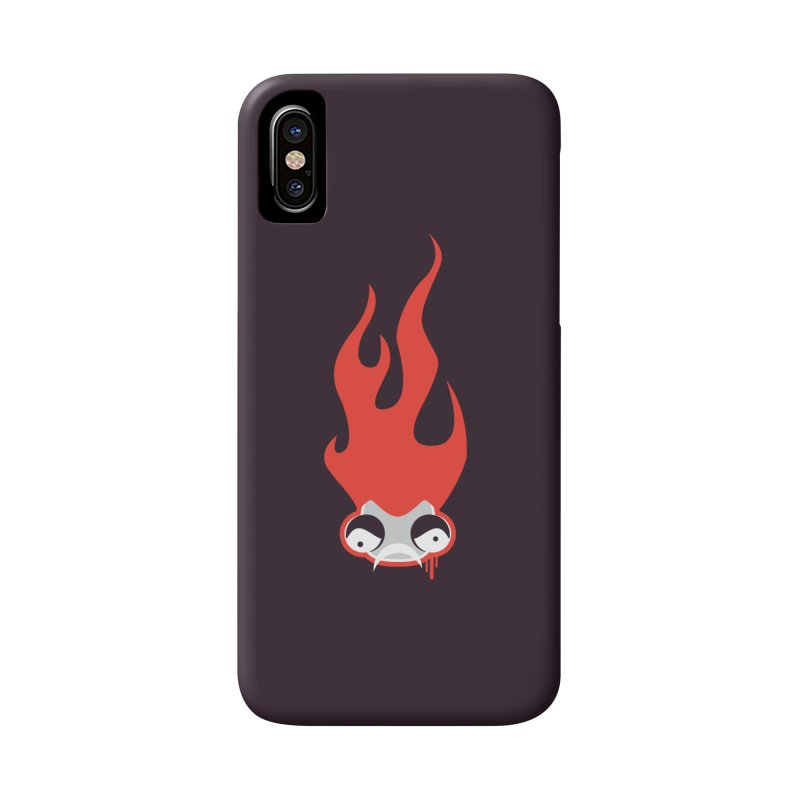 Is Something Burning Accessories Phone Case by OFU Invasion