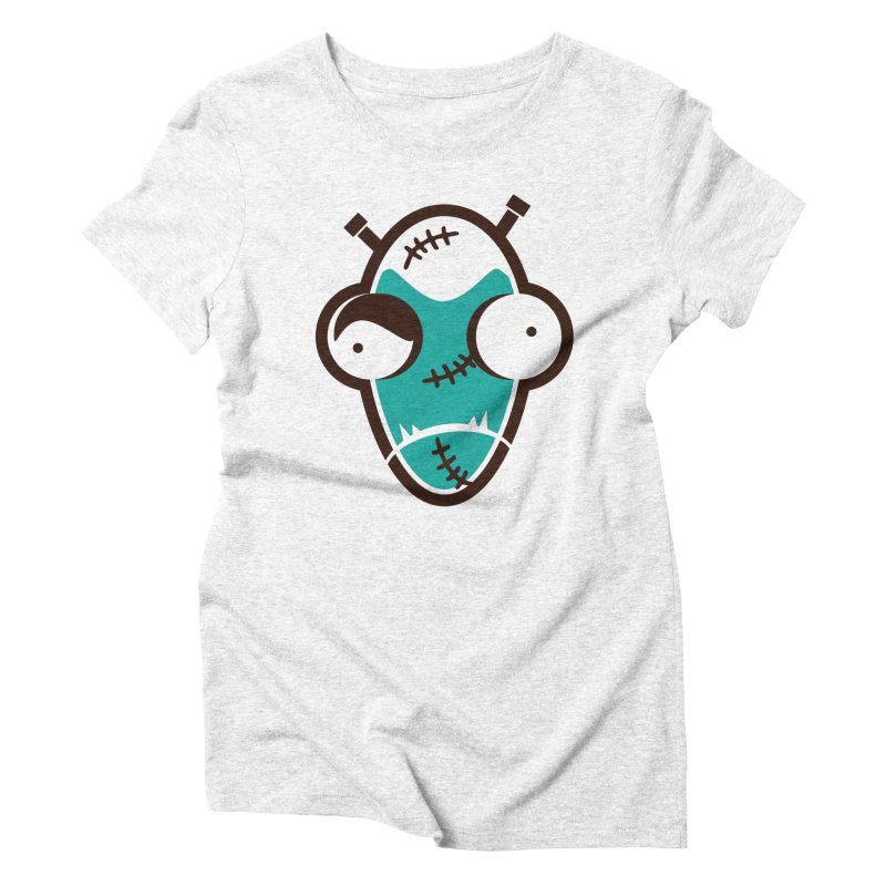 Ofu Stein Women's Triblend T-shirt by OFU Invasion