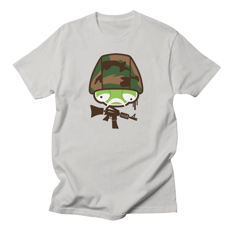 Make War Not Love Men's T-Shirt by OFU Invasion