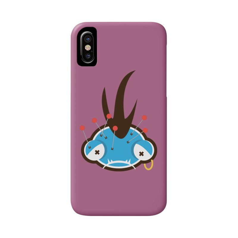 Voodoodoo Accessories Phone Case by OFU Invasion