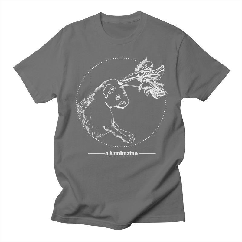 A Gambuzino Men's T-Shirt by O Gambuzino