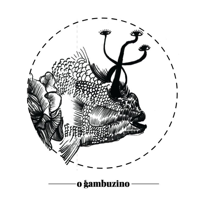 Olha, Gambuzino Accessories Notebook by O Gambuzino