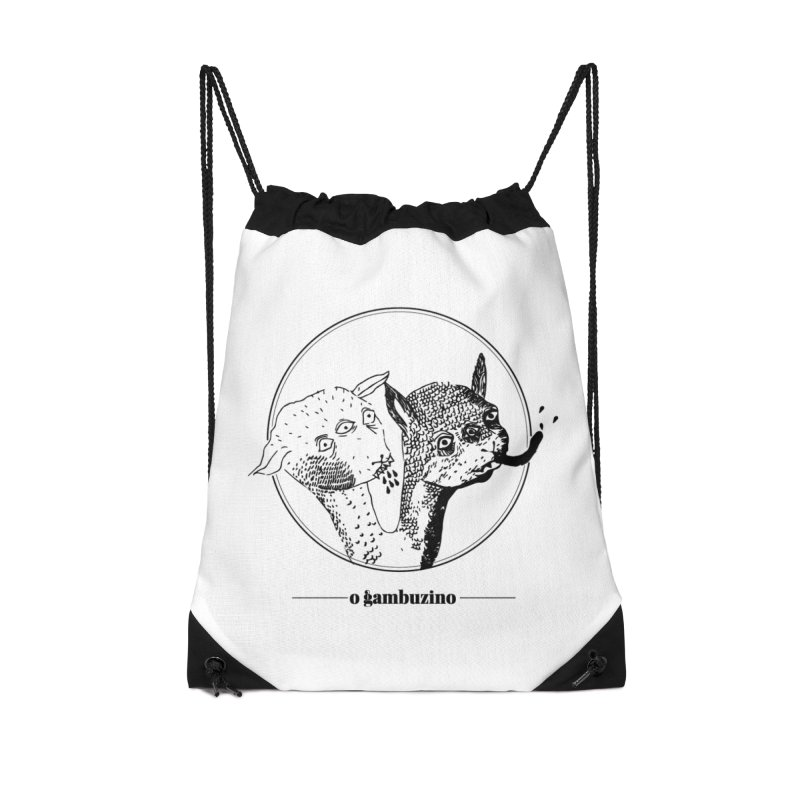 Corner bois Accessories Bag by O Gambuzino