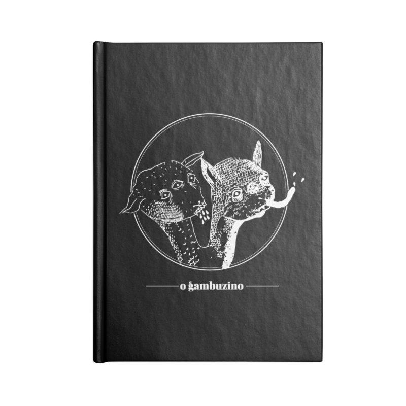Corner bois Accessories Notebook by O Gambuzino