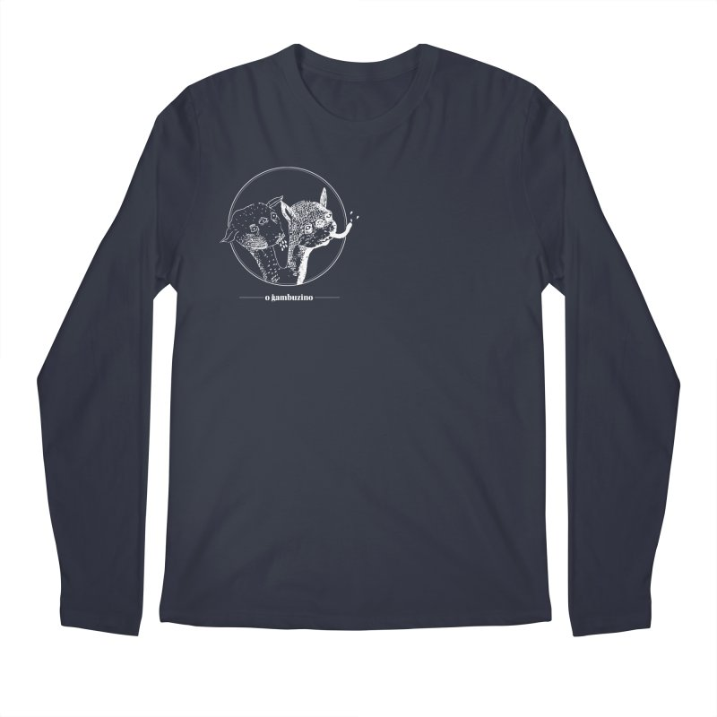 Corner bois Men's Longsleeve T-Shirt by O Gambuzino
