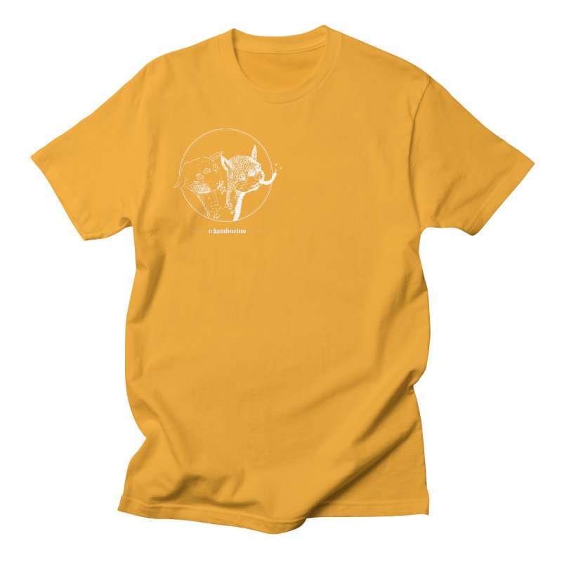 Corner bois Men's T-Shirt by O Gambuzino
