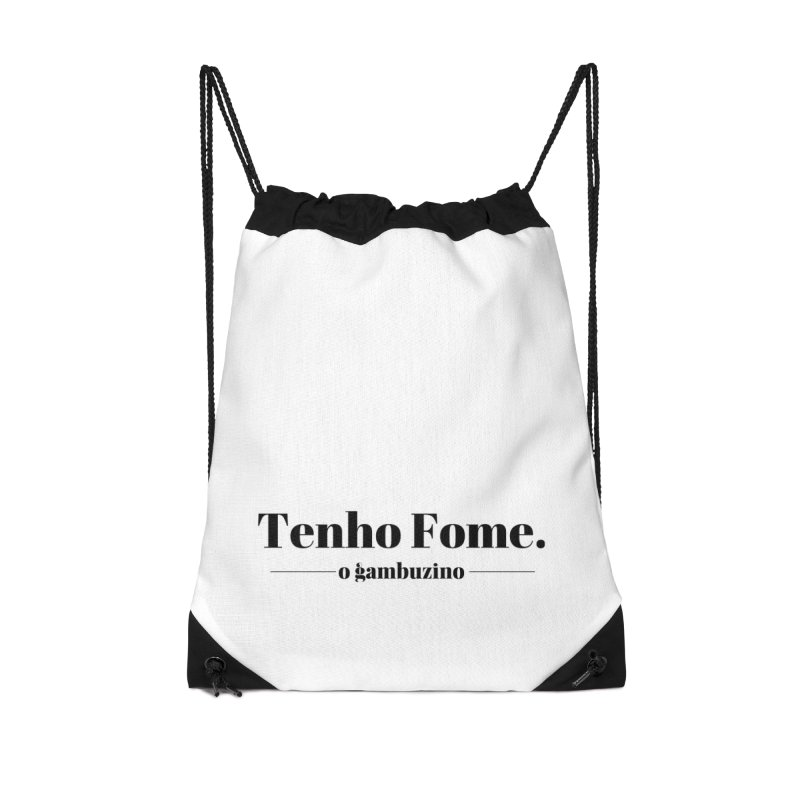Simply Hungry Accessories Bag by O Gambuzino