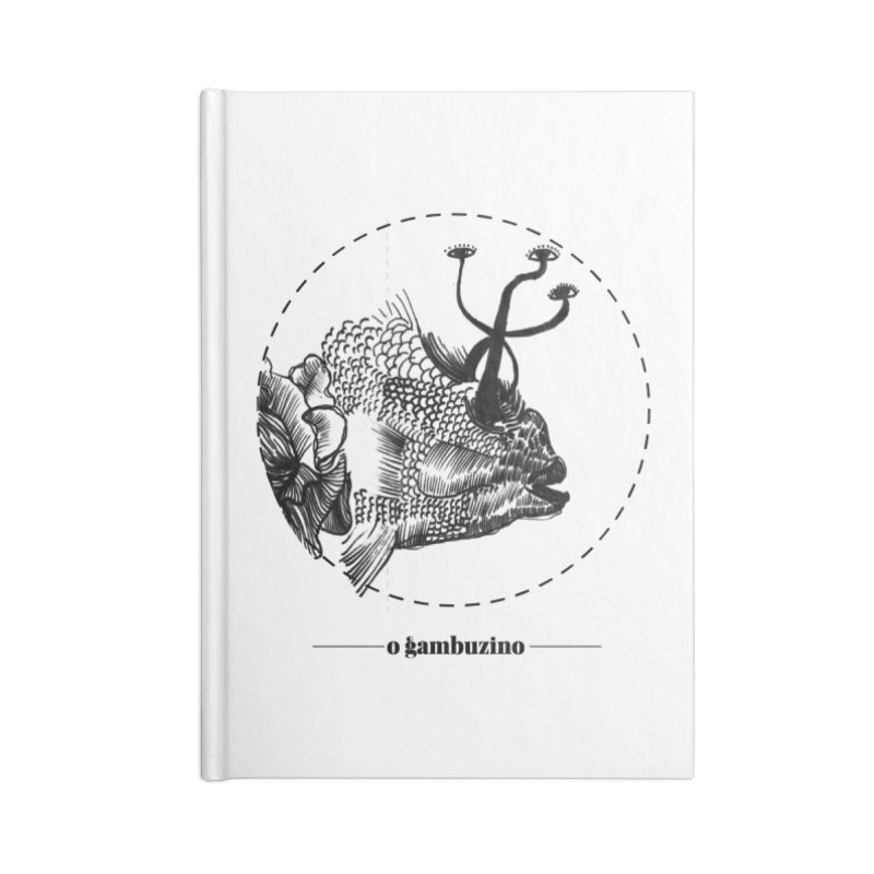 Olha Mini Accessories Notebook by O Gambuzino