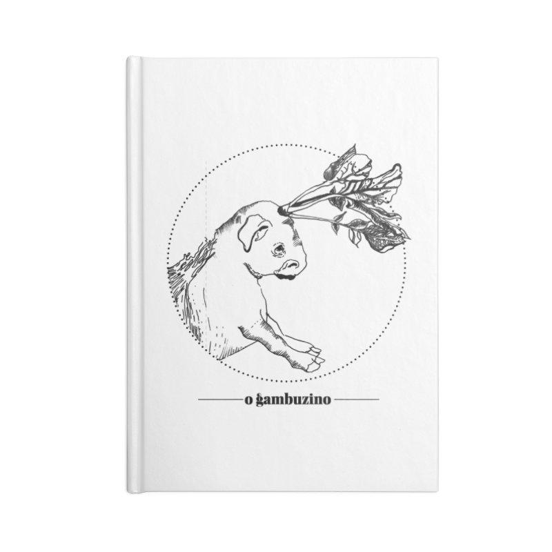Little Buddy Accessories Notebook by O Gambuzino