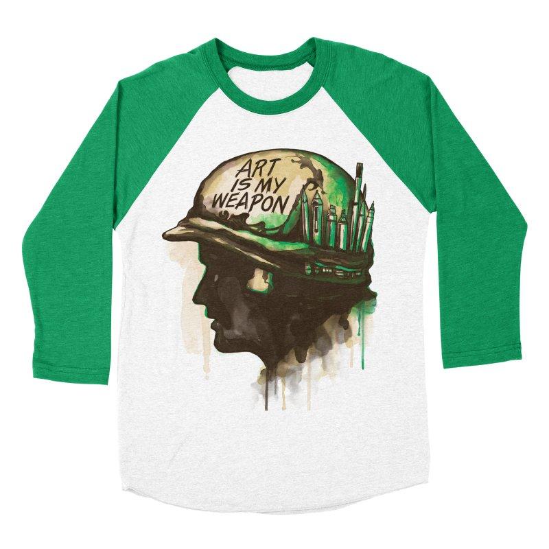 ART OF WAR Women's Baseball Triblend T-Shirt by RGRLV