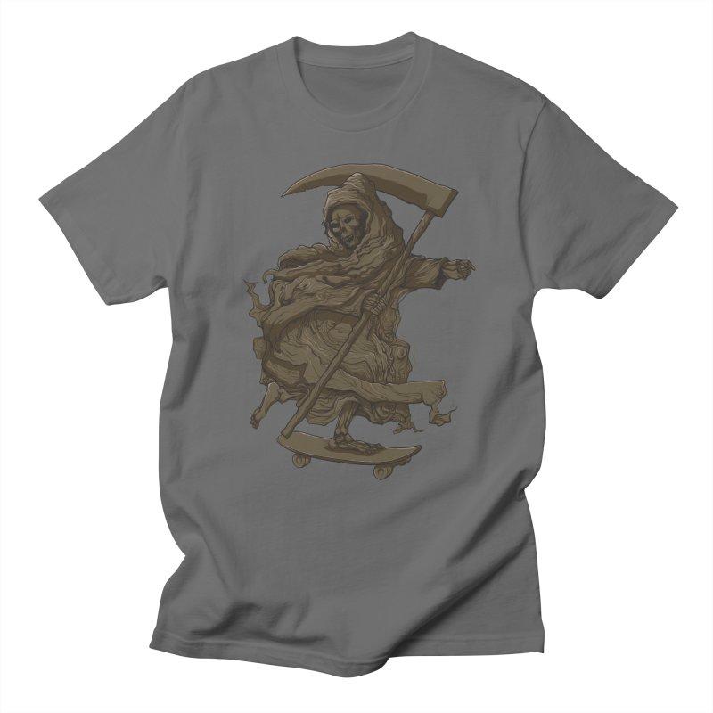 SKATE OR DIE Men's T-shirt by RGRLV